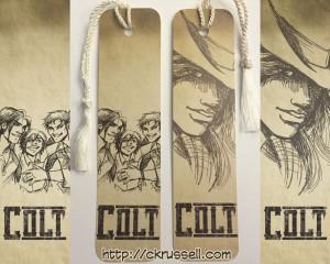 Colt bookmarks