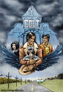 Colt 00 cover