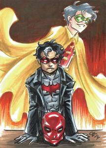Red Hood & Robin